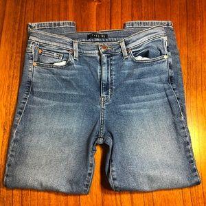 Level 99 curvy skinny jeans